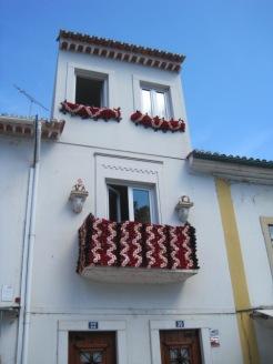 A once plain house declares its colours