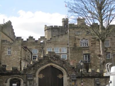 Stanhope Castle