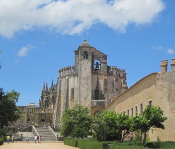 Convento do Christo at Tomar