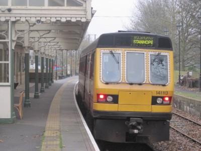 Diesel at Wolsingham