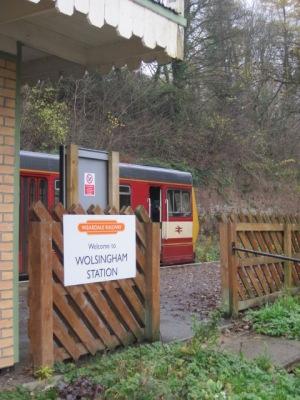 Wolsingham Station