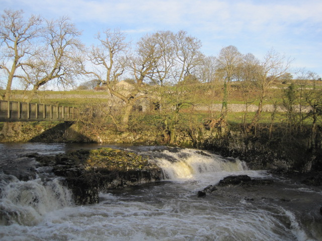 River Wharfe at Grassington