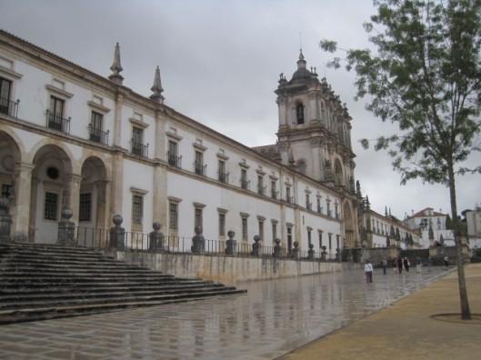 Monastery at Alcobaca