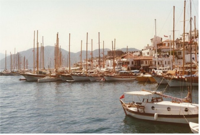 Bodrum has the perfect Turkish bay