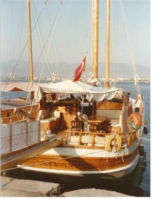 Immaculate Turkish gulet