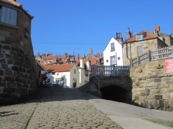 Robin Hood's Bay is a beautiful Yorkshire village