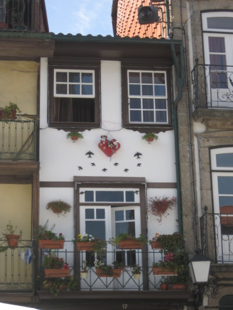 Pretty Guimaraes, European City of Culture 2012