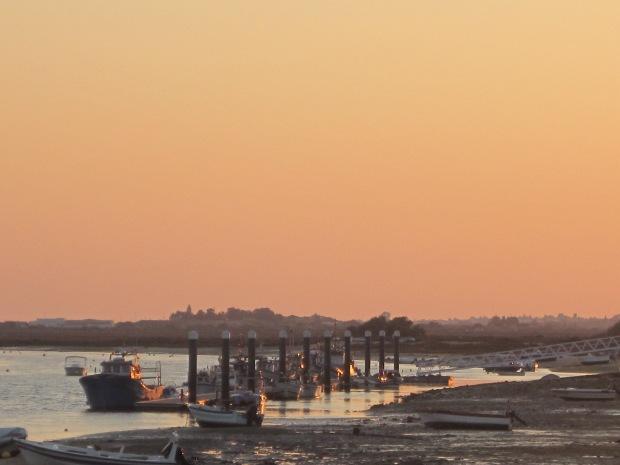 A Cabanas sunset