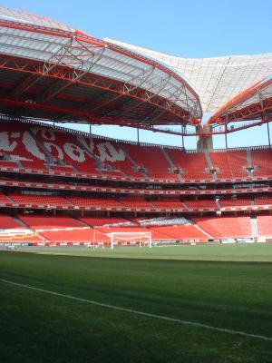 Estadio de Luz, Benfica