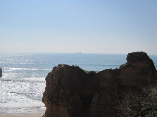 Certainly a few walks, clifftop or otherwise (can you see the pirate ship?)
