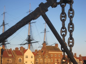 The Museum of Hartlepool and HMS Trincomalee.