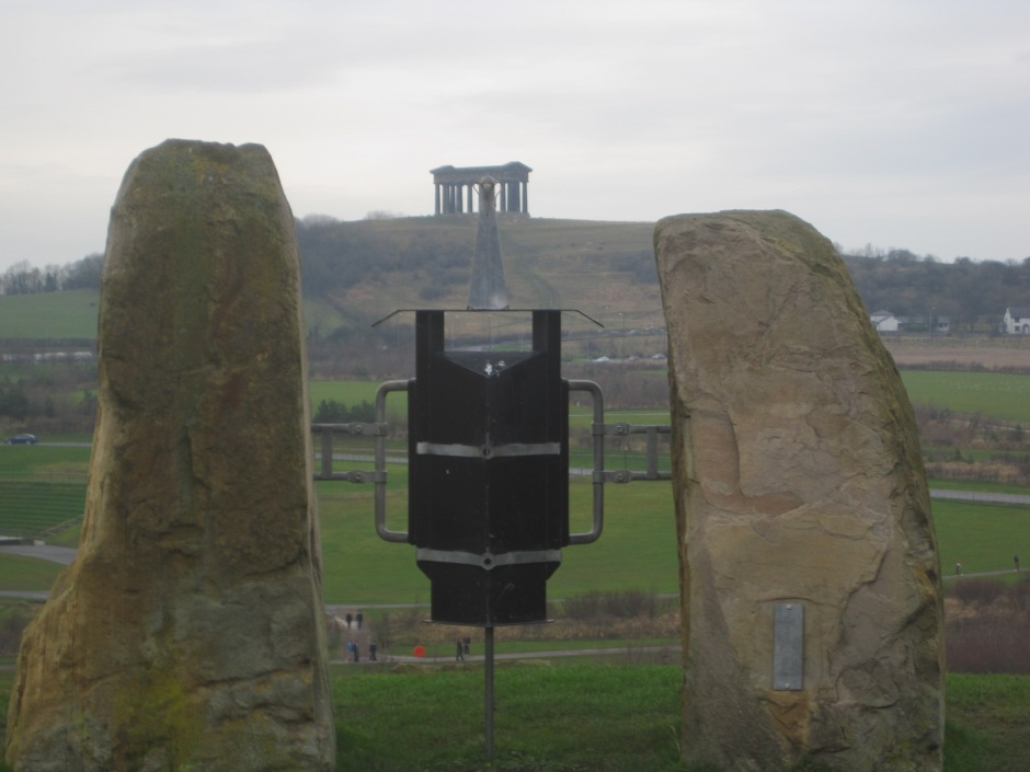 And with Penshaw Monument in the background