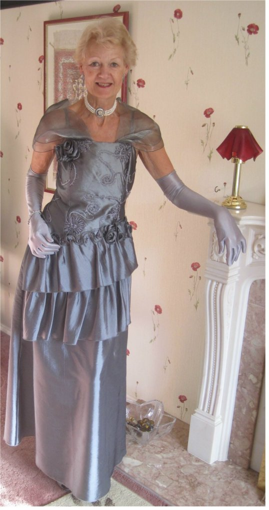 Downton Abbey frock