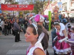 Appearing in the Carnaval myself at Loule was unforgettable
