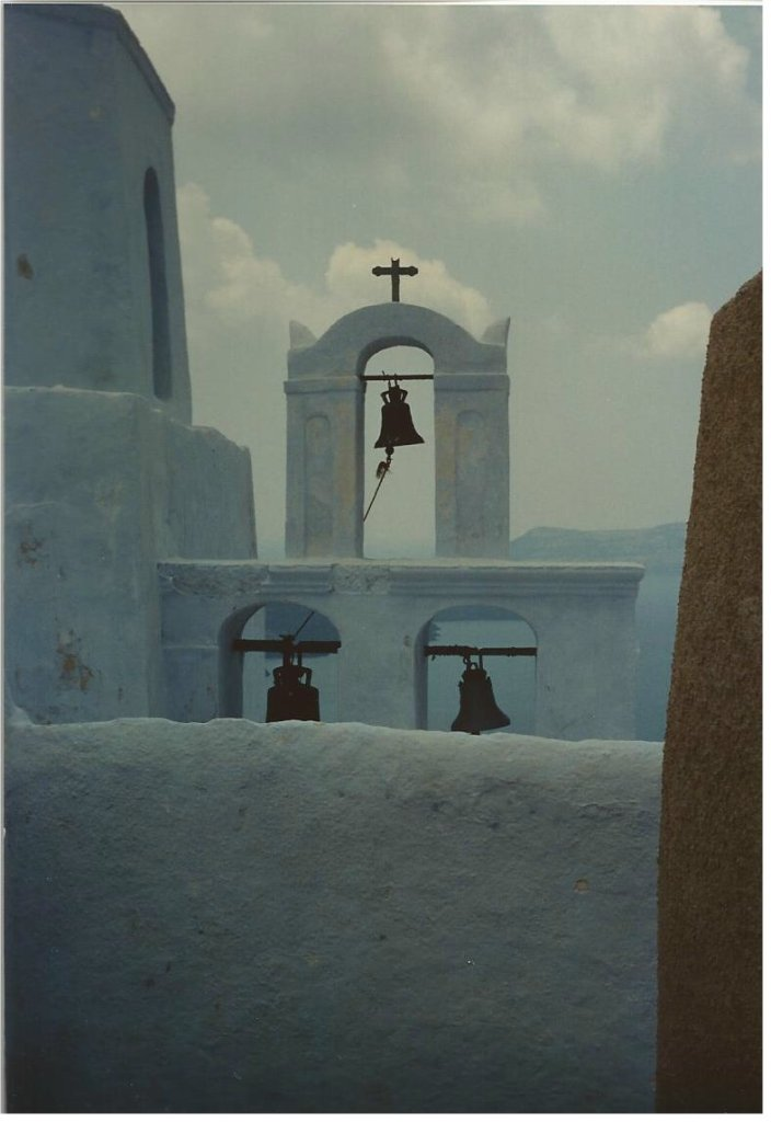 Bells, Santorini