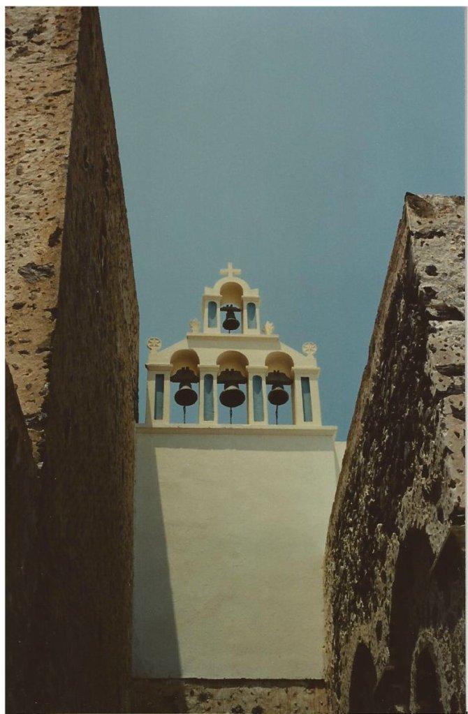 More bells, Santorini