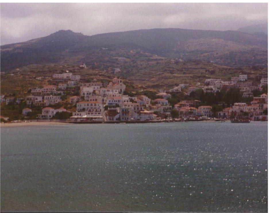 Pretty Batsi harbour