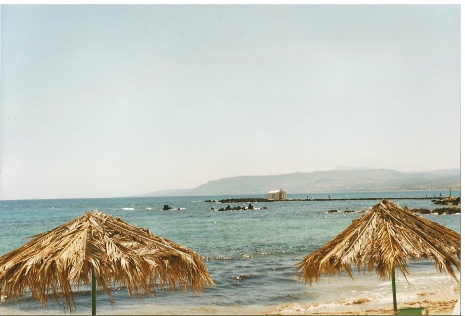 The beach at Georgiopoulos