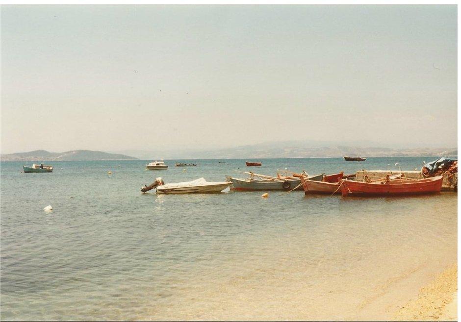 Mount Athos beach, Halkidiki