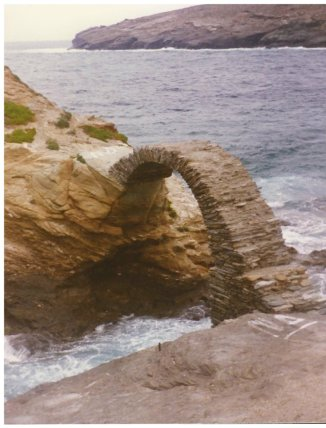 Interesting arch?