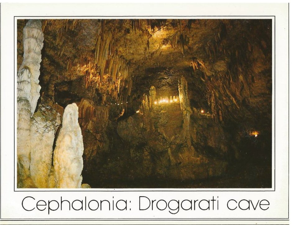 And the Drogarati Cave
