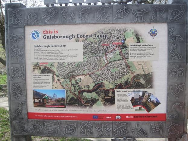 Guisborough forest loop