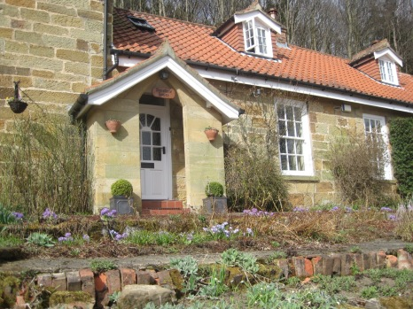 The woodcutter's cottage?