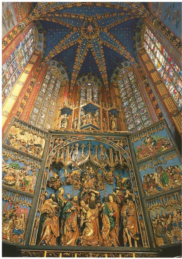 Veit Stoss Altar, Mariacki Church