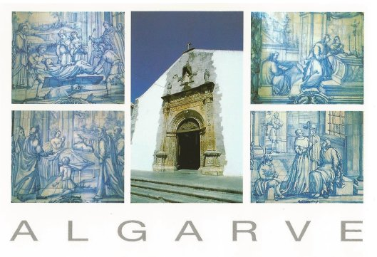 Especially the azulejos in Igreja da Misericordia