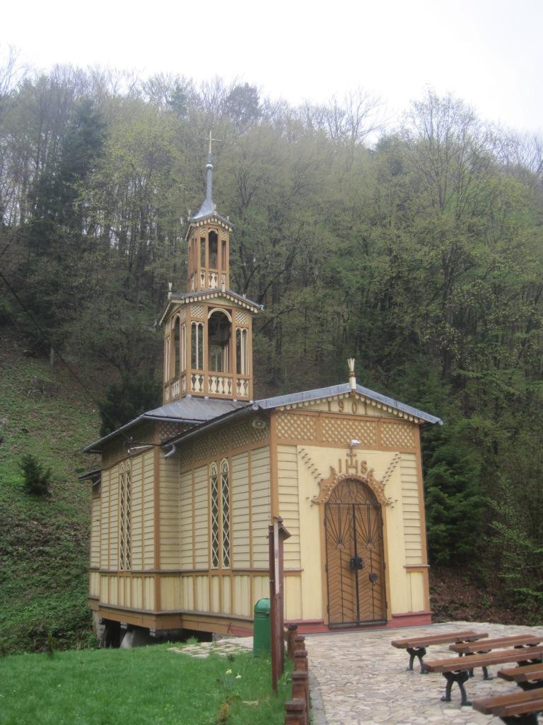 Kapliczka na Wodzie