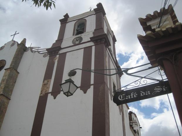 The cathedral, on Rua de Se