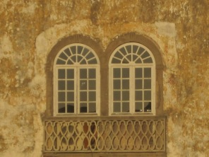 And how graceful are these, on the side of the Carmo Church in Tavira?