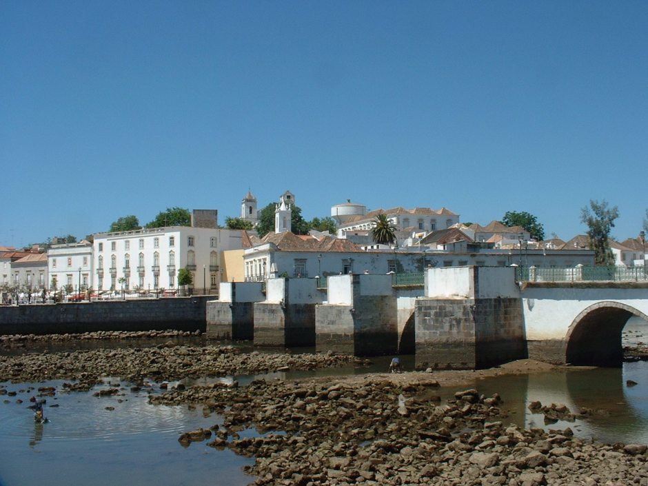 Ponte Romana in Tavira