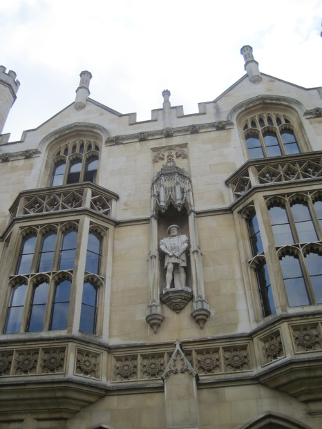 The Cambridge colleges are the equal of any in the world