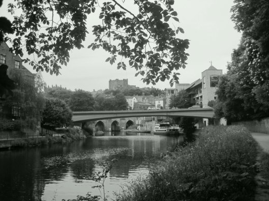 A romantic view of Durham