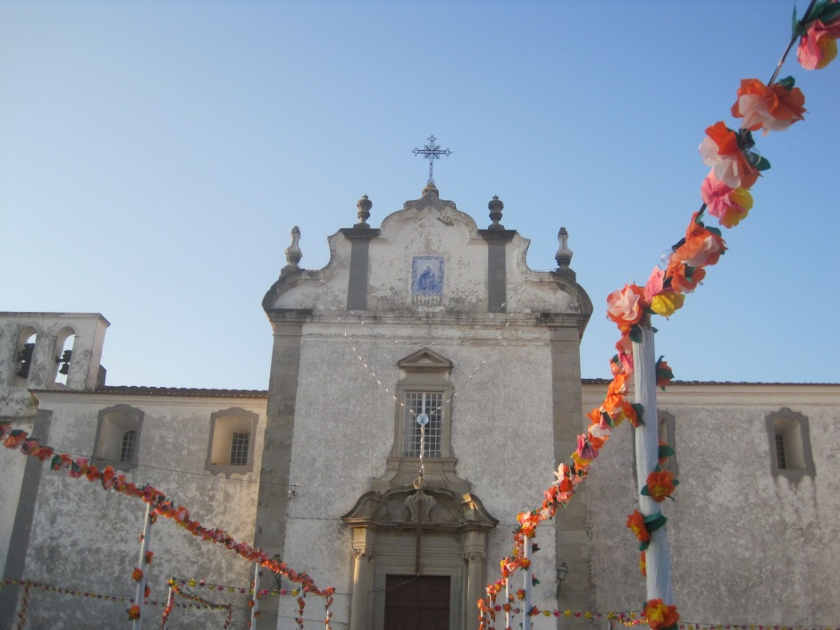 The Carmo Church was having its yearly celebration