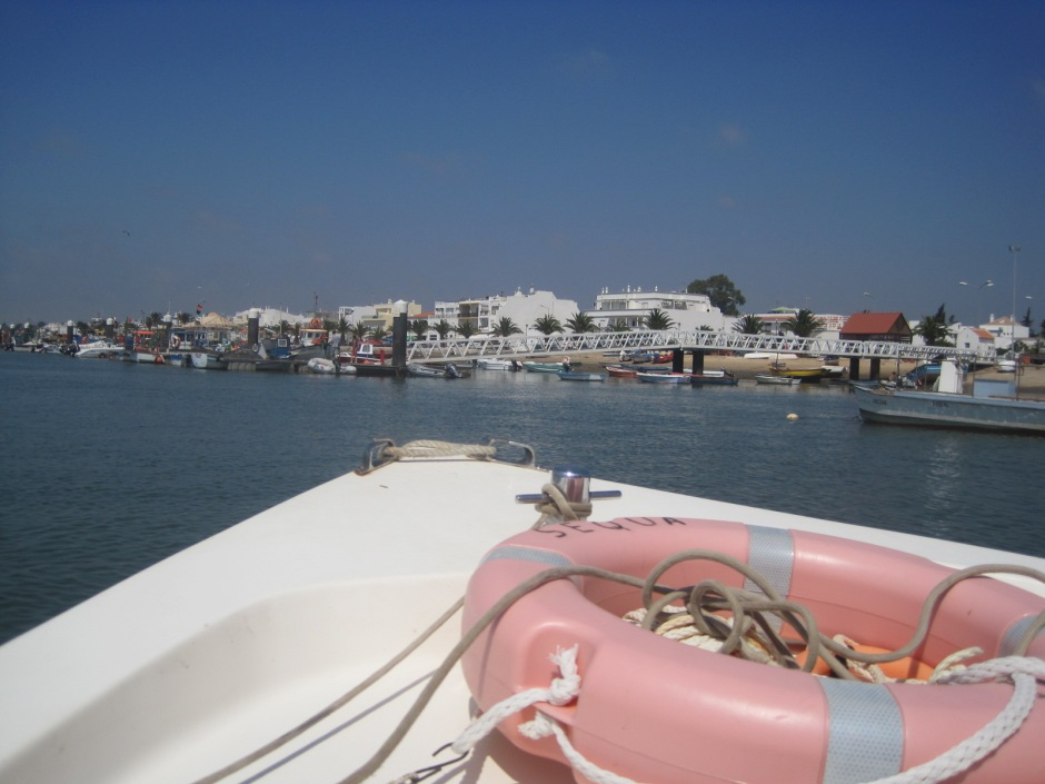 But I do get better as we approach the lovely village of Santa Luzia