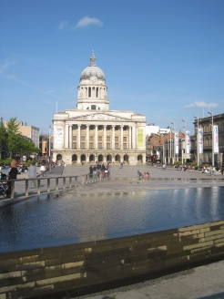 Market Square, Nottingham