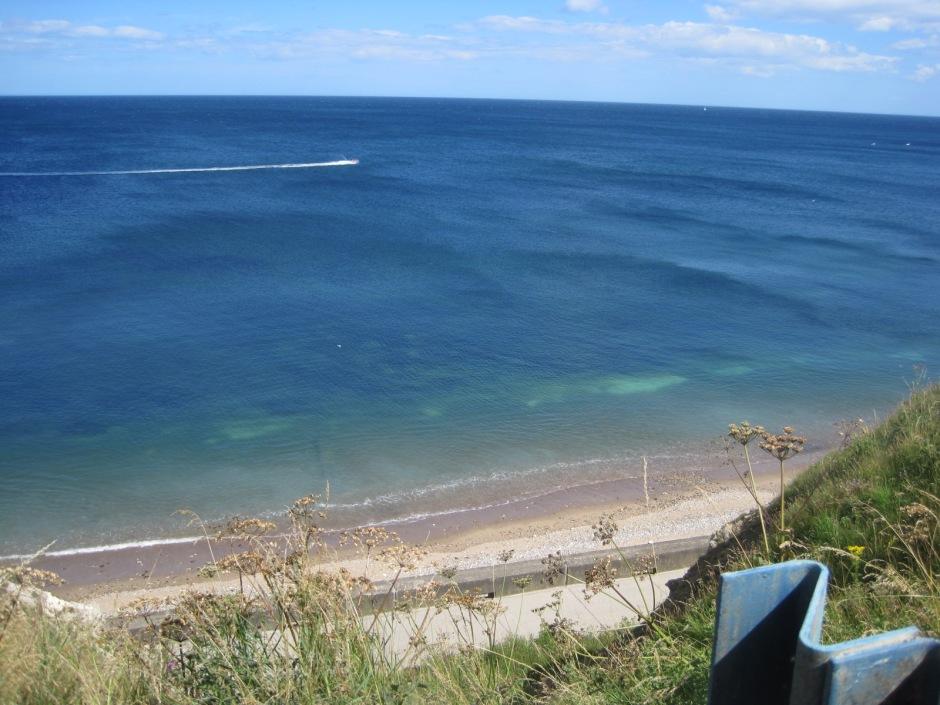 A quick getaway by jet ski?