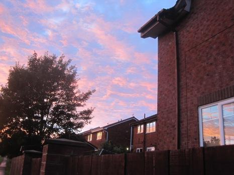 Such a dreamy sky