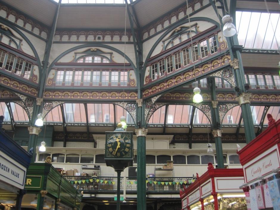 Leeds indoor market