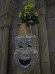 And the floral displays made us smile.