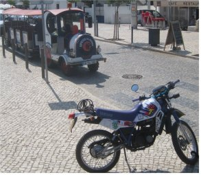 A ride on a toy train might do it, or would you choose the bike?