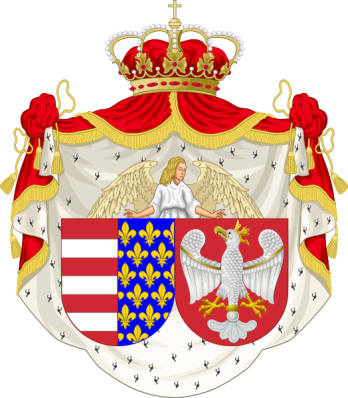 Coat of arms of Jadwiga- image from Wikipedia