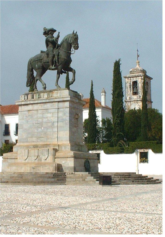 Dom João IV at Vila Vicosa