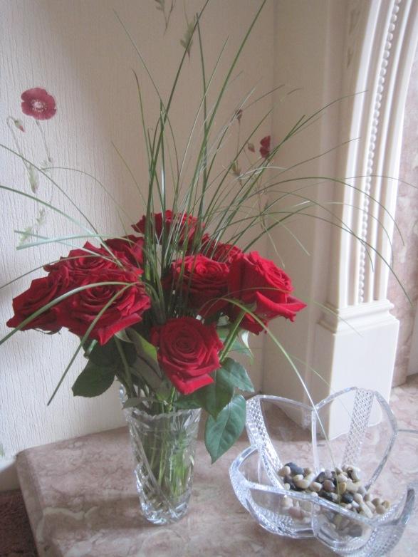 Be it a bouquet