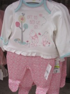 Pooh is gorgeous for tiny tots!