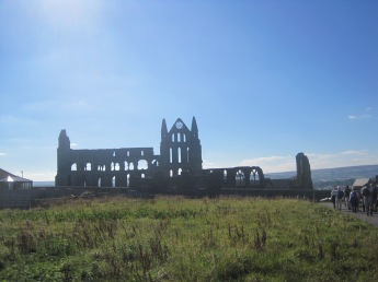 And then you reach the Abbey