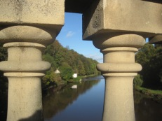 This was the photo I was aiming for on that bridge!