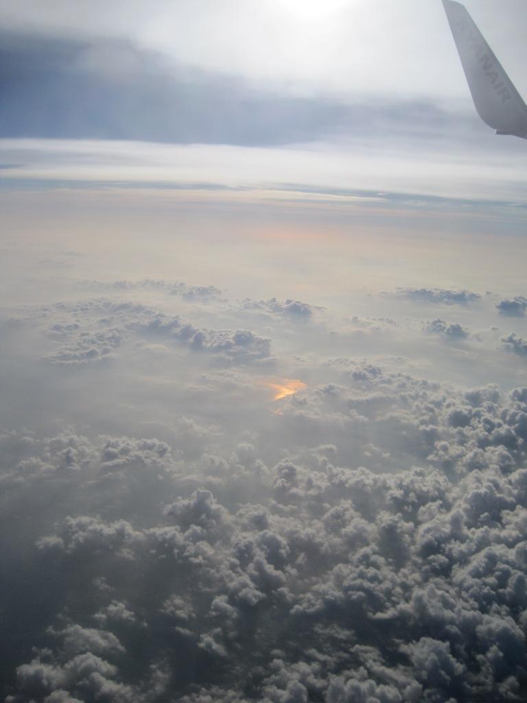 Cloud-gazing!